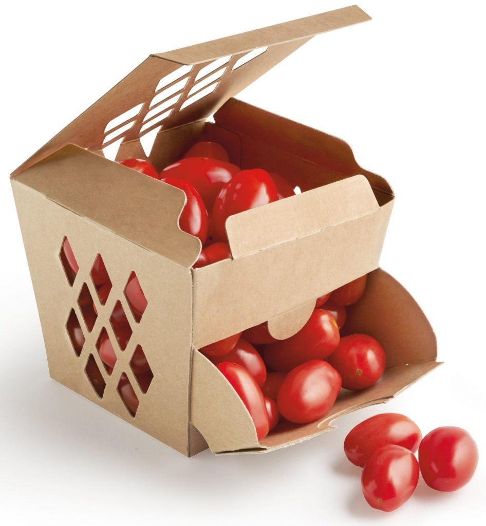 Snackgroenten verpakking Snack'nBox